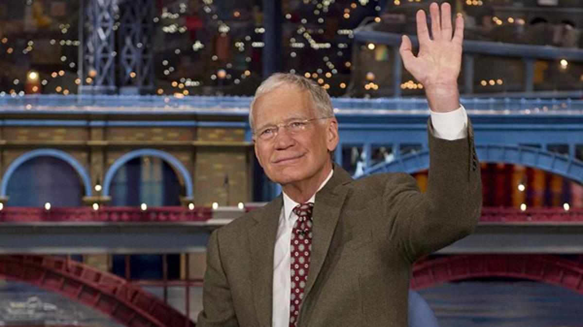 Smirk of Art: A Love Letter to Letterman