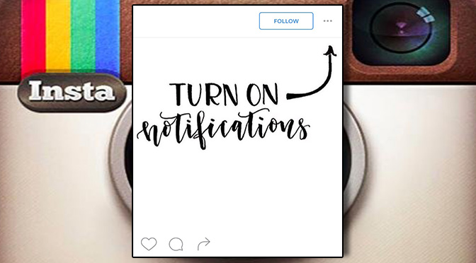 Turn On Notifications