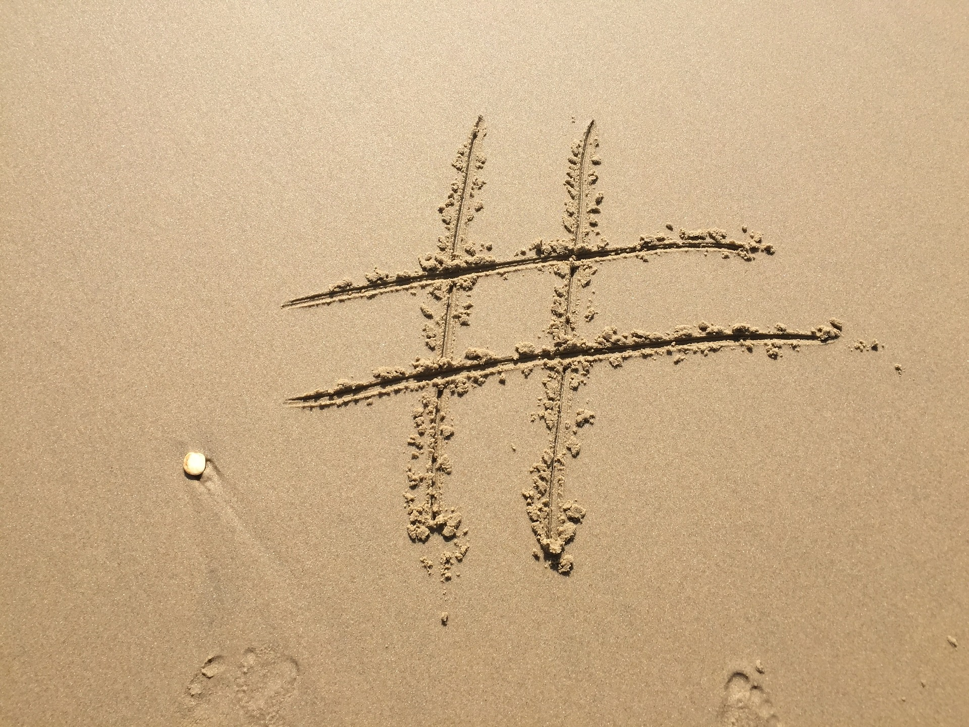The Lost Link: LinkedIn Brings Back Hashtags