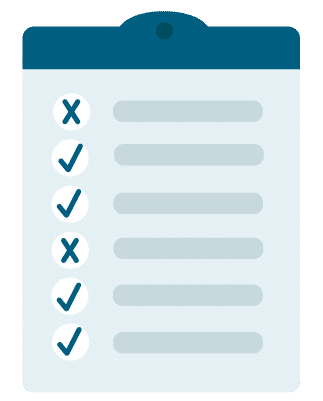 seo consultant clipboard illustration