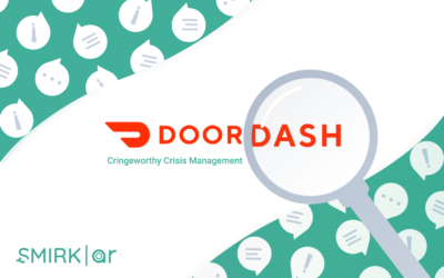 DoorDash Keeps Driver Tips, Fails in Crisis Management Attempt