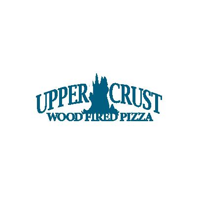Upper Crust Wood Fired Pizza logo