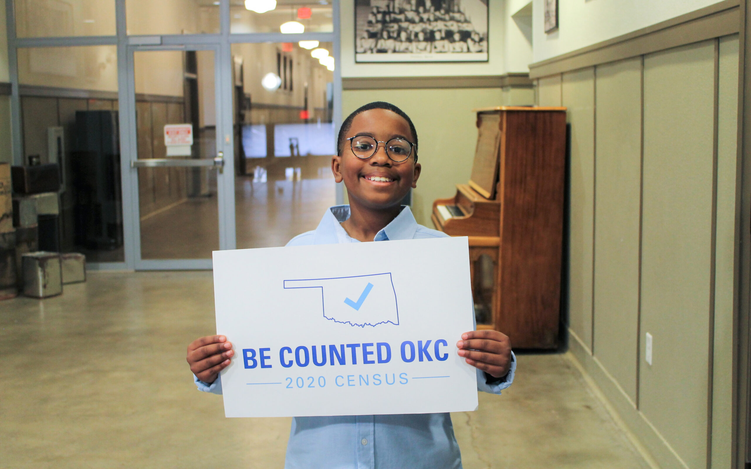 Be Counted OKC 2020 Census photography