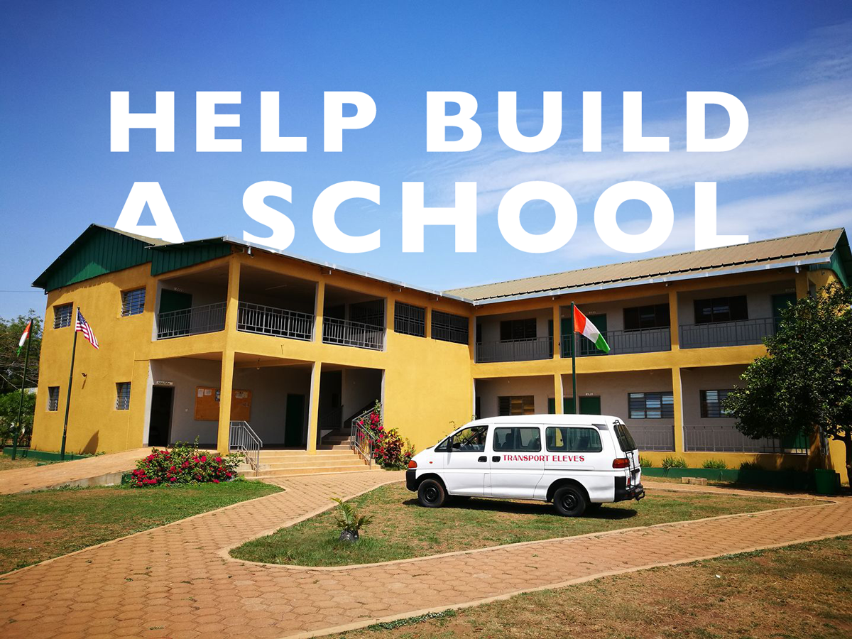 1040i help build a school graphic