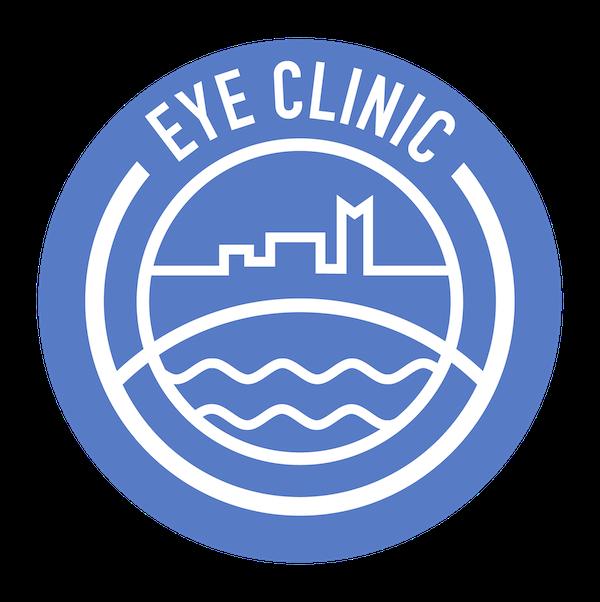 eye clinic badge