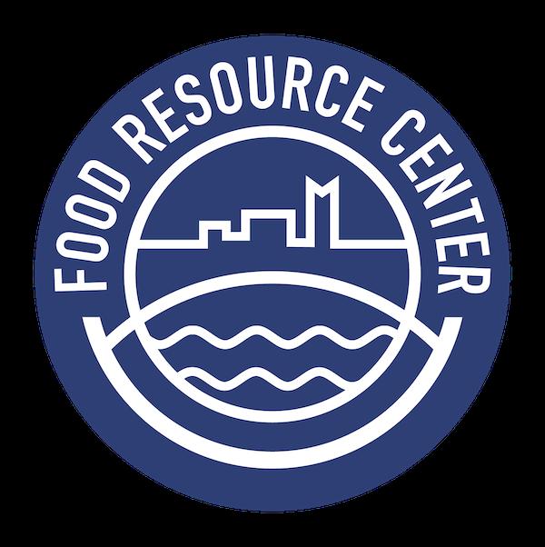 food resource center badge