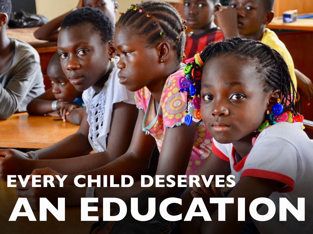 1040i every child deserves an education graphic