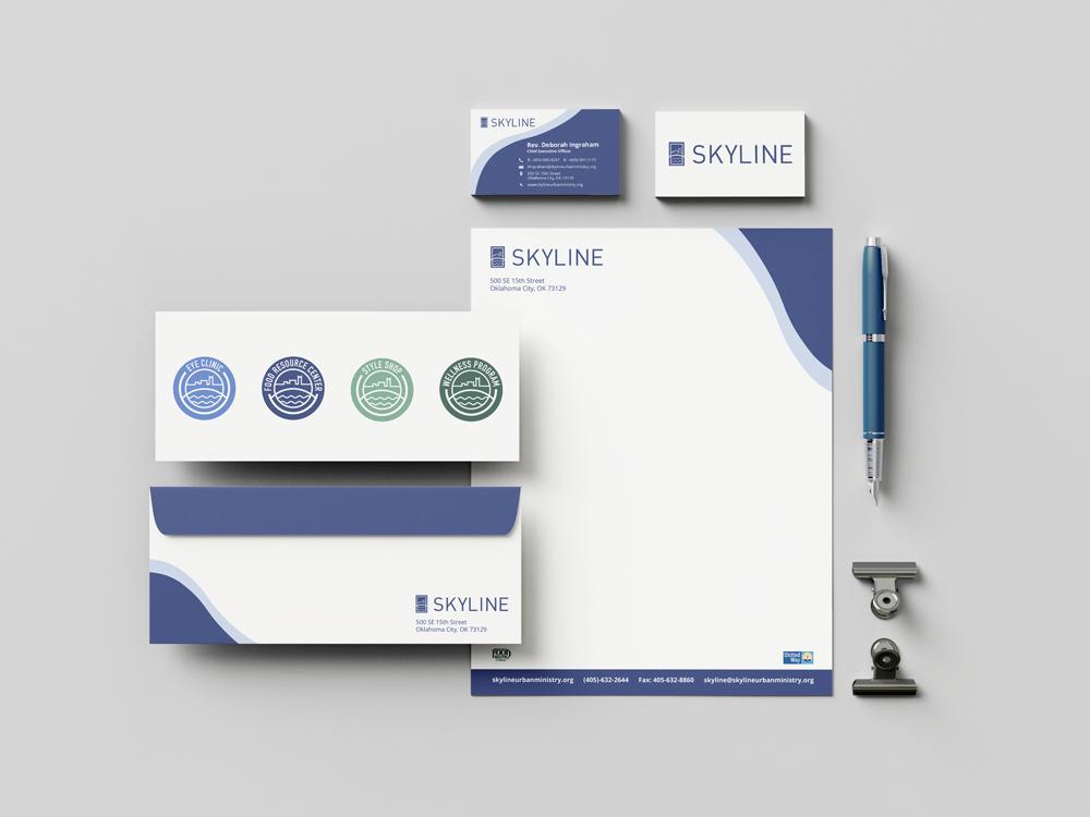 skyline branding