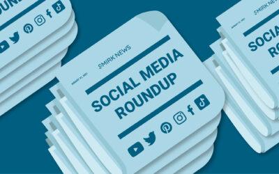 Top 10 August 2021 Social Media Updates