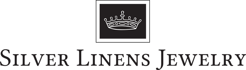 silver linens jewelry