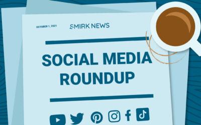 Top 5 September 2021 Social Media Updates